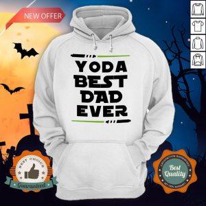 Yoda Best Dad Ever Coffee Mug Hoodie