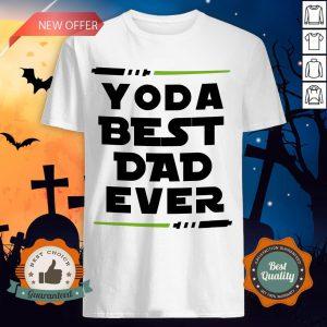 Yoda Best Dad Ever Coffee Mug Shirt