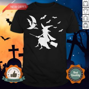Happy Halloween Day Bats Witch Shirt