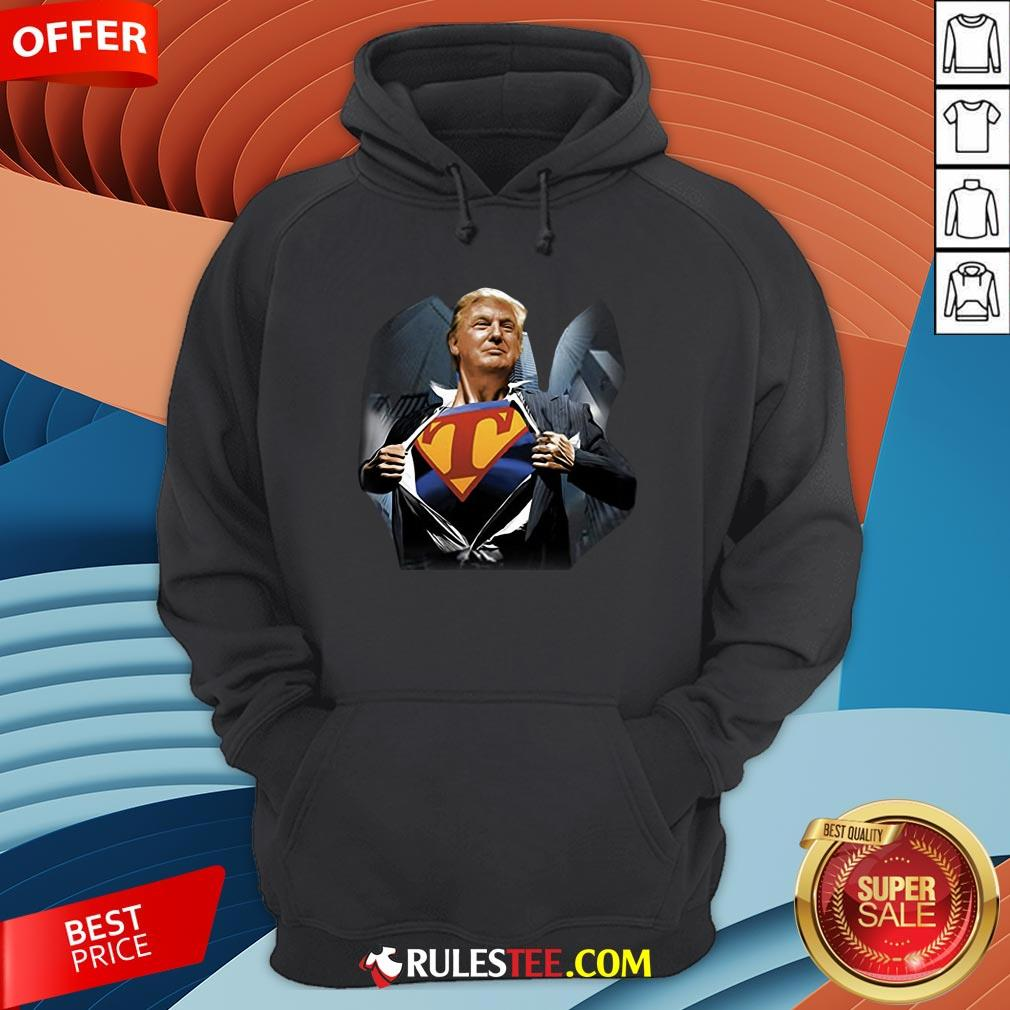 Funny Donald Trump Superman Shirt Rulestee Com T Shirts Hoodies Apparel