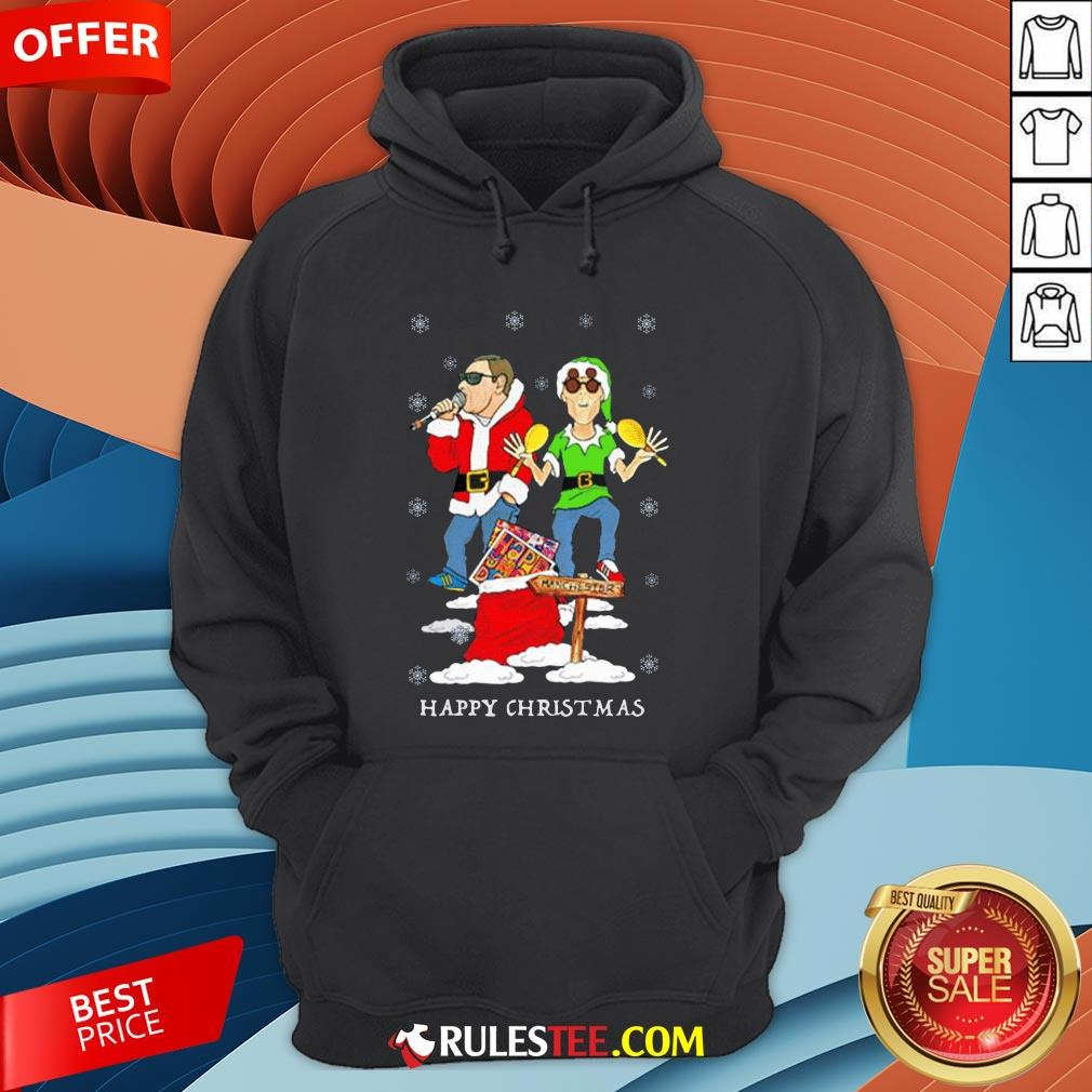 Funny Happy Mondays Christmas 2020 Hoodie - Design By Rulestee.com