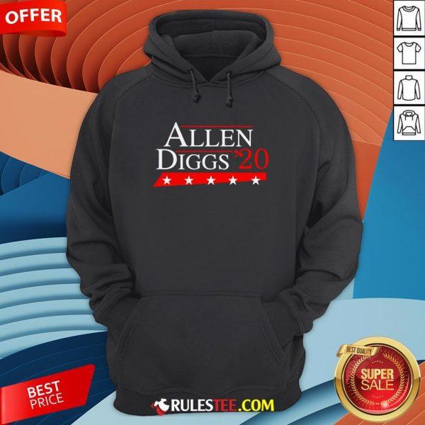 Premium Allen Diggs 2020 Hoodie