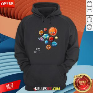 Pretty So Are We Cool Again Pluto Is A Planet Hoodie-Design By Rulestee.com