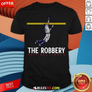 Top The Robbery Cody Bellinger Shirt - Design By Rulestee.com