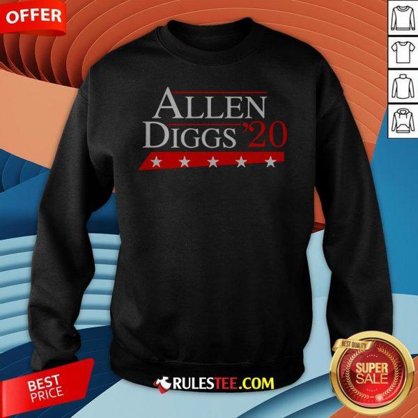 Premium Allen Diggs 2020 Sweatshirt