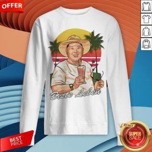 Nice Versandleiter Kim Beste Leben Limited Sweatshirt