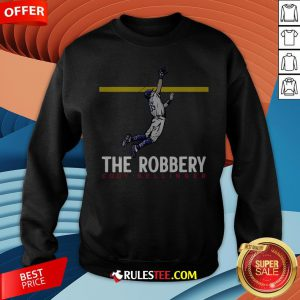 Top The Robbery Cody Bellinger Sweatshirt - Design By Rulestee.com