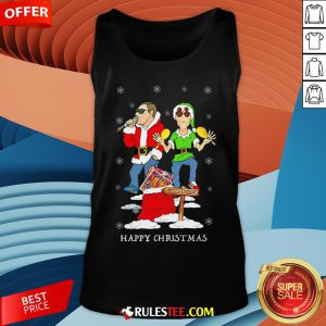Funny Happy Mondays Christmas 2020 Tank Top - Design By Rulestee.com