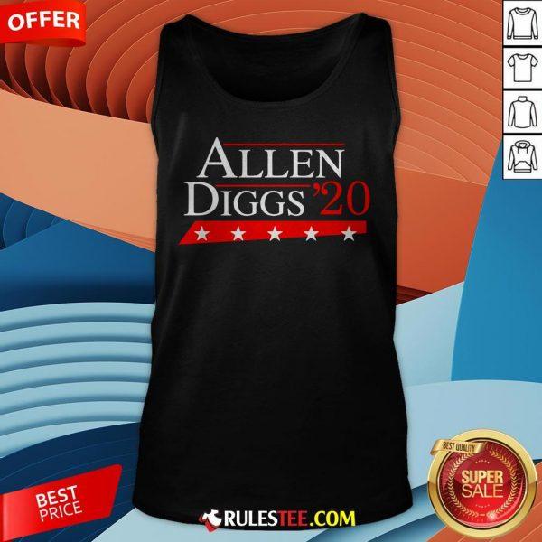 Premium Allen Diggs 2020 Tank Top