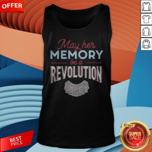 Premium May Her Memory Be A Revolution Tank Top