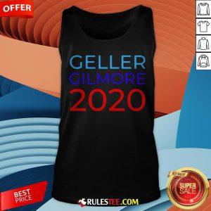 Premium Gellert Gilmore 2020 Tank Top - Design By Rulestee.com