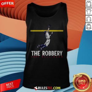 Top The Robbery Cody Bellinger Tank Top - Design By Rulestee.com