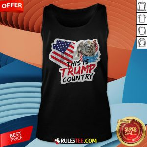 This Is Trump Country Supporter Arizona Political America Flag Tank Top - Design By Rulestee.com