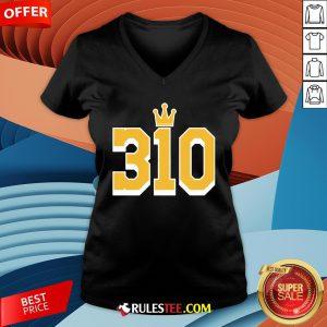 Premium Crown 310 V-neck - Design By Rulestee.com