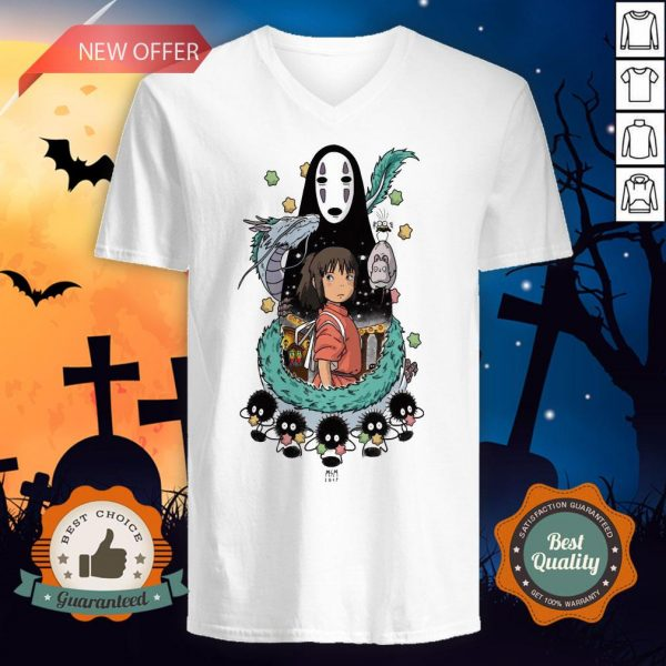 Heroman Of Sektesekarong Halloween V-neck