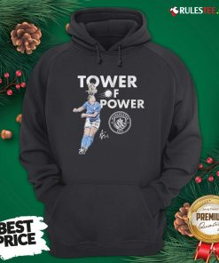 Funny Manchester City Sam Mewis Tower Of Power Signature Hoodie - Design By Rulestee.com