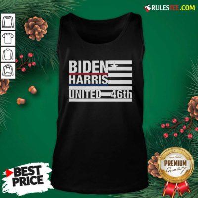 Joe Biden Kamala Harris 2020 46th President Tank Top - Design By Rulestee.com