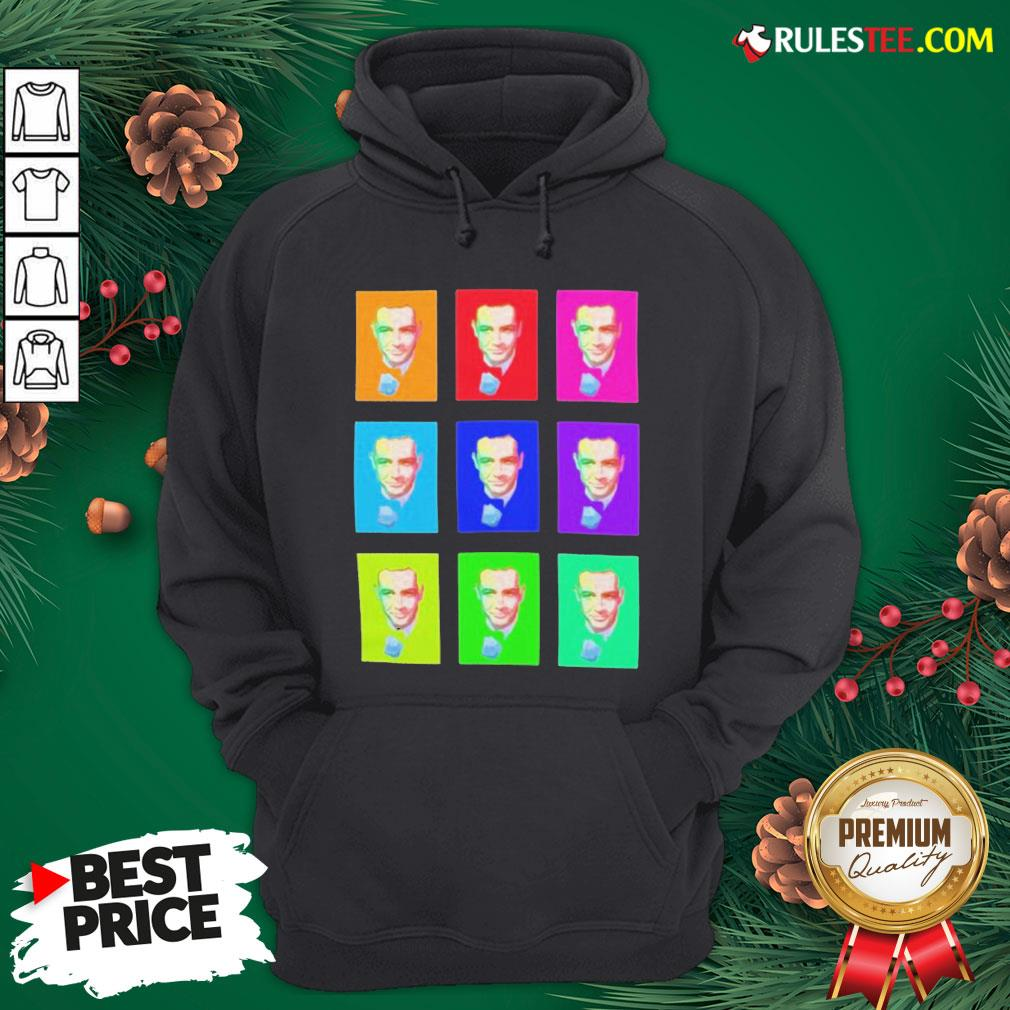 Hot Sean Connery Classic Hoodie - Design By Rulestee.com
