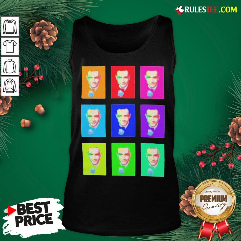 Hot Sean Connery Classic Tank Top - Design By Rulestee.com