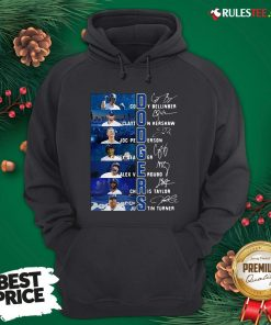 Original Los Angeles Dodgers Cody Bellinger Clayton Kershaw Joc Pederson Signatures Hoodie - Design By Rulestee.com