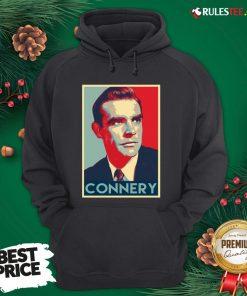 Original Sean Connery Actor Lightweight Hoodie - Design By Rulestee.com