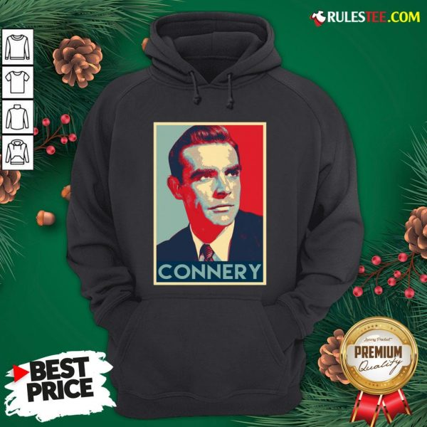 Original Sean Connery Actor Lightweight Hoodie - Design By Rulestee.com