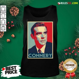 Original Sean Connery Actor Lightweight Tank Top - Design By Rulestee.com
