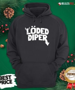 Top Loded Diper Hoodie - Design By Rulestee.com