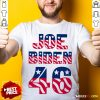 Awesome Joe Biden 46 American Flag Shirt - Design By Rulestee.com