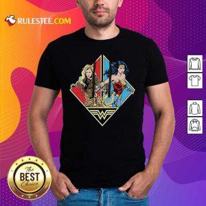 Wonder Woman 1984 Cartoon Shirt - Design By Rulestee.com