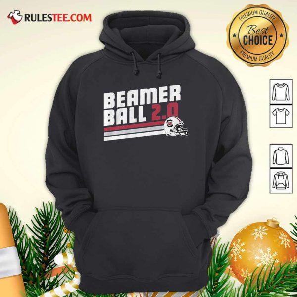 Beamer Ball South Carolina Hoodie - Design By Rulestee.com