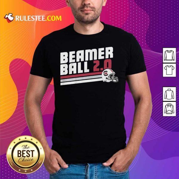 Beamer Ball South Carolina Shirt - Design By Rulestee.com