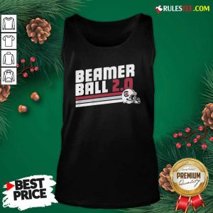 Beamer Ball South Carolina Tank Top - Design By Rulestee.com