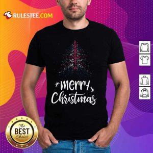 Merry Christmas English Shirt - Design By Rulestee.com