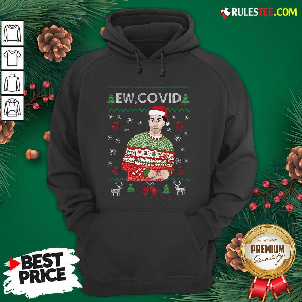 Premium Ew Covid Merry Christmas 2020 Ugly Hoodie - Design By Rulestee.com