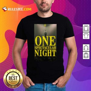 Ajr One Spectacular Night Shirt - Design By Rulestee.com