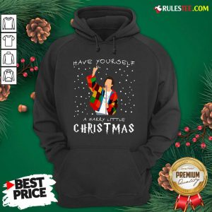 Great Awesome Xmas Have Yourself A Harry Styles Christmas Hoodie - Design By Rulestee.com
