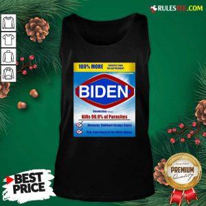 Democratic Biden Harris 2020 Election President Tank Top - Design By Rulestee.com