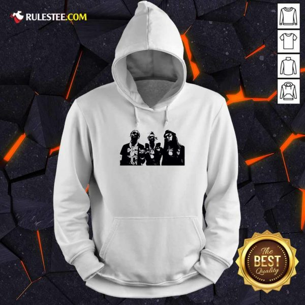 17 5 Same Color Hoodie - Design By Rulestee.com