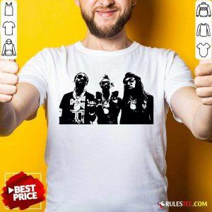 17 5 Same Color Shirt - Design By Rulestee.com