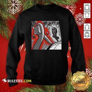 Among Us Merch Store Among Us Menacing US Sweatshirt - Design By Rulestee.com