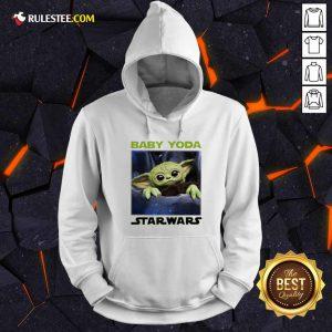 Baby Yoda Star Wars Hoodie - Design By Rulestee.com