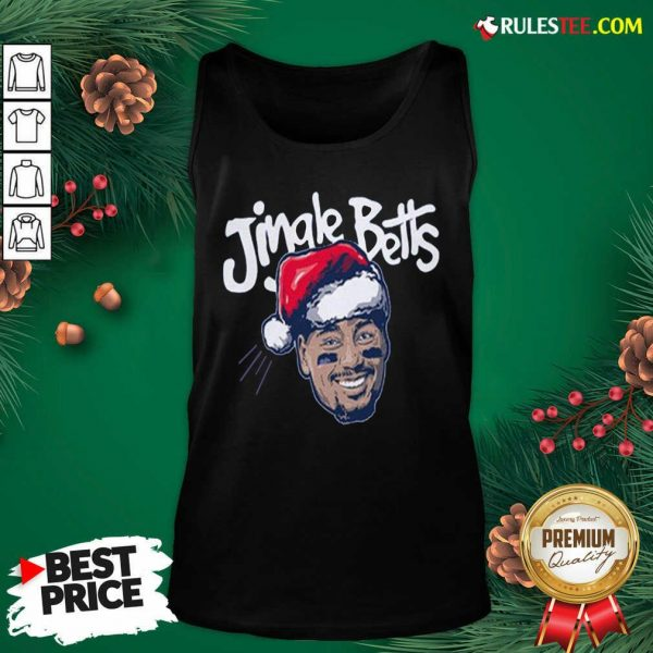 Hot Jingle Betts Merry Christmas Tank Top - Design By Rulestee.com