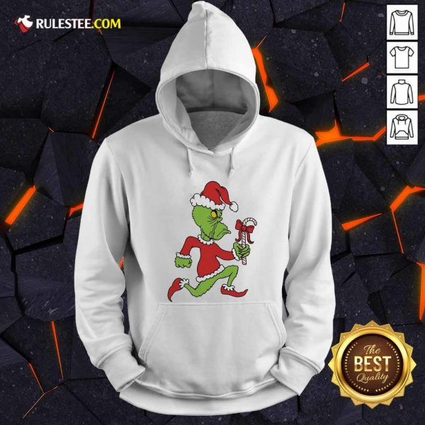 Grinch Merry Fucking Xmas Christmas Hoodie - Design By Rulestee.com