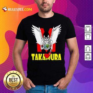 Hajime No Ippo Takamura Shirt - Design By Rulestee.com