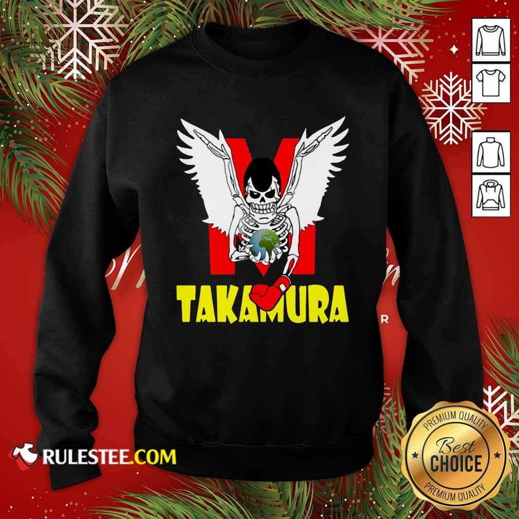 Hajime No Ippo Takamura Sweatshirt - Design By Rulestee.com