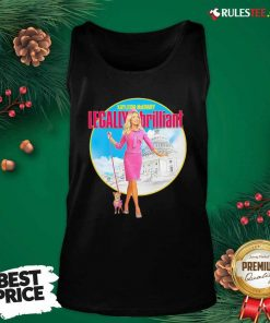 Kayleigh Mcenany Legally Brilliant Tank Top - Design By Rulestee.com