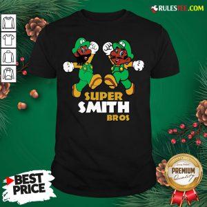 Official Super Smith Bros Shirt - Design By Rulestee.com