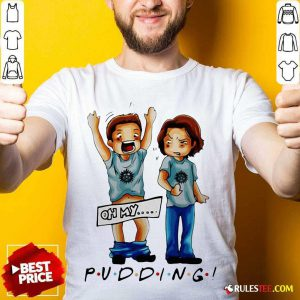 Supernatural Pudding Oh My Shirt- Design By Rulestee.com
