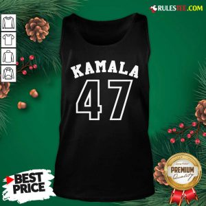 Original Kamala 47 Kamala Harris Tank Top - Design By Rulestee.com